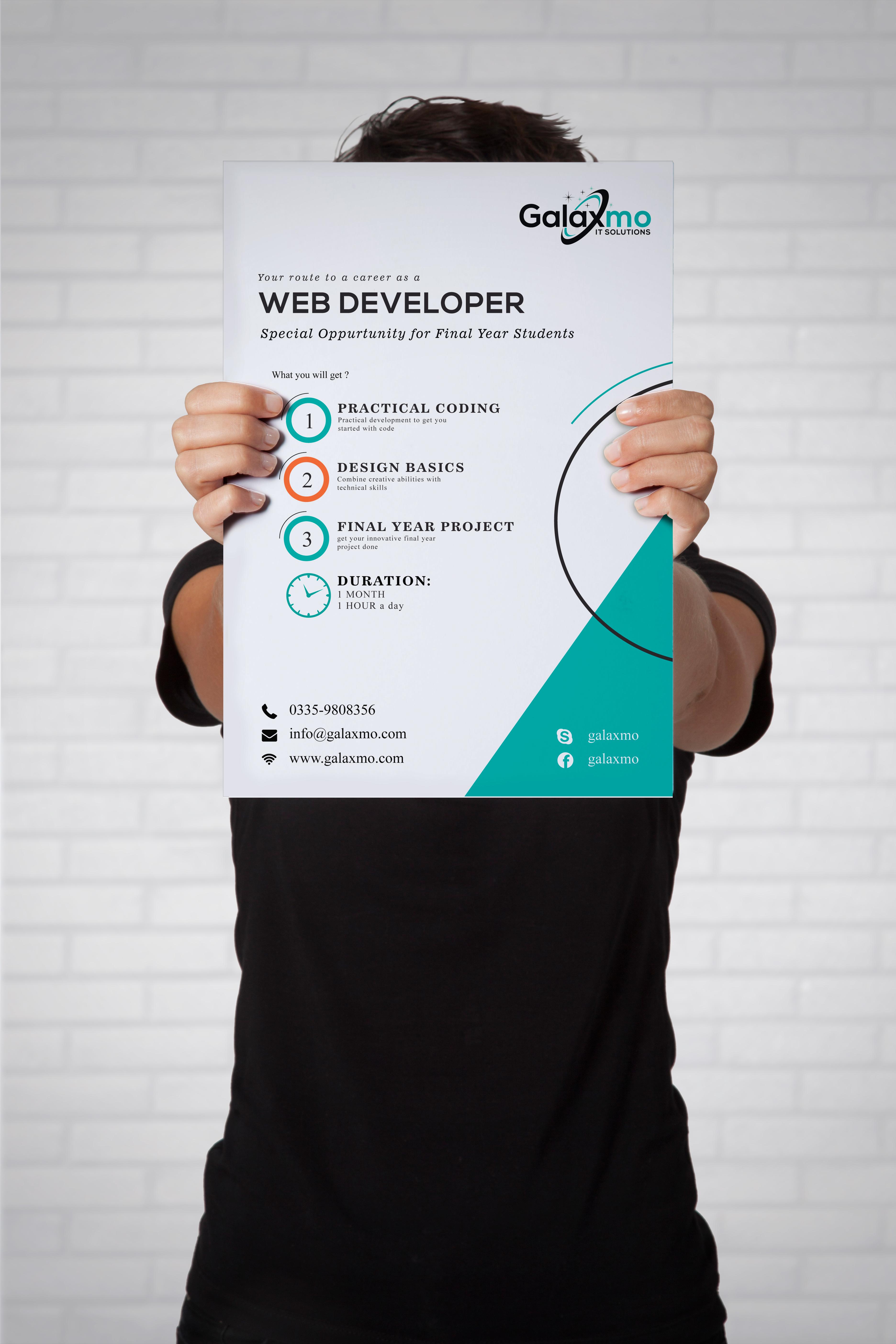 Poster design description - Description Poster Design