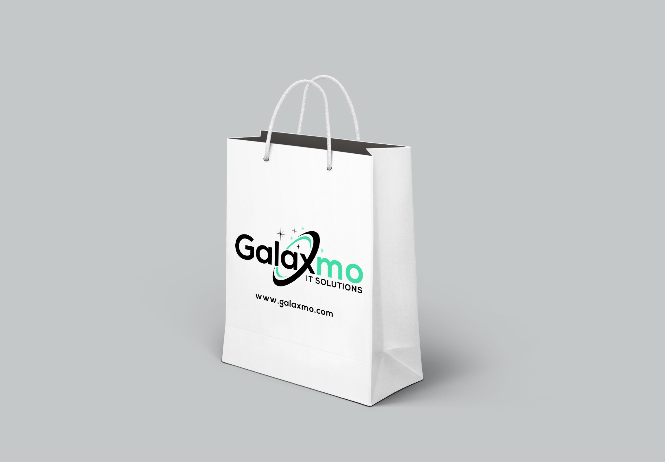 shopping bag mockup galaxmo it solutions